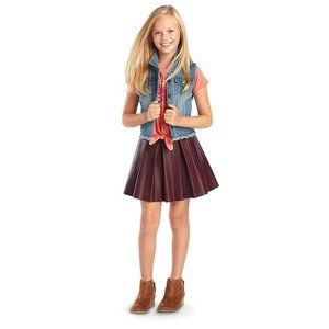 American Girl Tenney Collection Skirt
